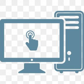 Cartoon Computer - Computer Hardware Computer Monitor Server Icon PNG