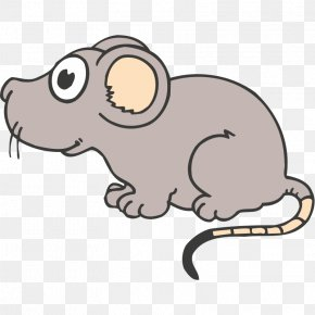 Mouse - Computer Mouse Drawing Cartoon Clip Art PNG