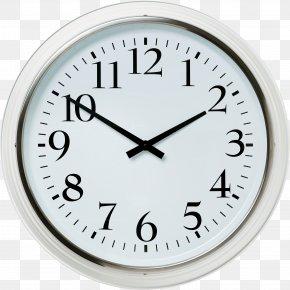 Wall Clock Image - Clock IKEA Table White Wall PNG