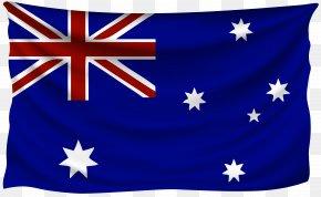 Shriveled - Flag Of Australia National Flag Clip Art PNG