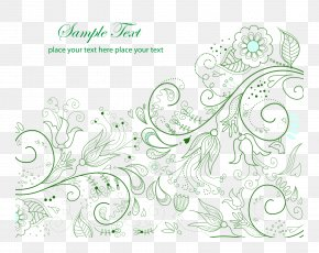 Green Pattern Vector - Green PNG