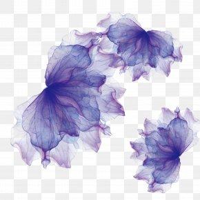 Lavender Floral Cosmetics - Adobe Illustrator Euclidean Vector PNG