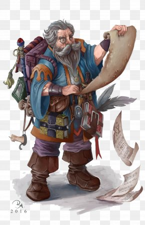Dwarf - Dungeons & Dragons Pathfinder Roleplaying Game D20 System Dwarf Role-playing Game PNG