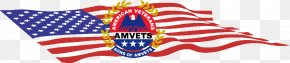 Independence Day - Amvets Post No 51 Flag Of The United States Independence Day Credit Card PNG