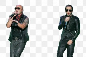 Wisin Y Yandel Leather Jacket DeviantArt Photography Digital Art PNG