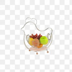 Stainless Steel Color Decorated Living Room Fruit Basket Chick - Basket Of Fruit Gift Basket Bowl Stainless Steel PNG