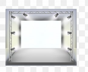 Stage Show - Stage Lighting Spotlight PNG