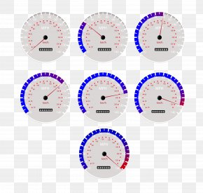 Creative Speedometer - Creativity Speedometer Pointer Kilometer Per Hour PNG