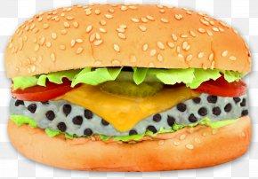 Hamburger, Burger Image Mac Burger - Hamburger Cheeseburger Veggie Burger Chicken Sandwich PNG
