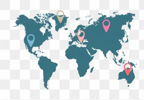 World Map - World Map Icon PNG