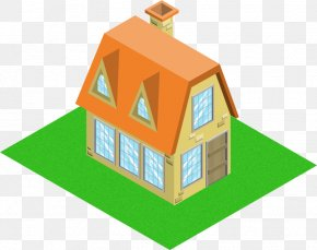 House - House Digital Art Isometric Projection Pixel Art PNG