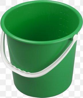 Bucket Image Free Download - Bucket Plastic Pail Lid Handle PNG