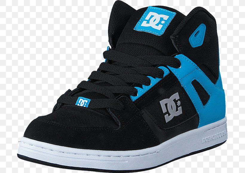 Skate Shoe Sneakers Blue DC Shoes, PNG, 705x578px, Skate