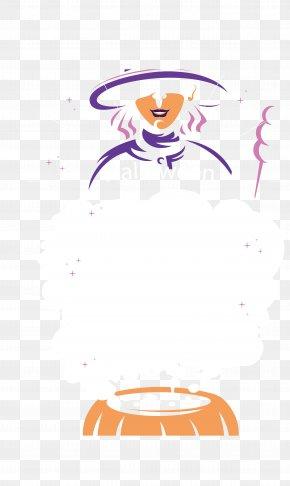 Wizard Decoration Menu Template - Menu Template Clip Art PNG