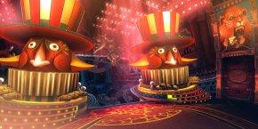 Circus - BlazBlue: Central Fiction BlazBlue: Calamity Trigger BlazBlue: Continuum Shift Grand Guignol Circus PNG