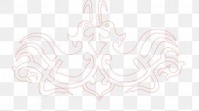 Red Phoenix - White Angle Pattern PNG