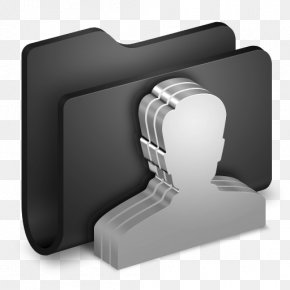 Group Black Folder - Hardware Accessory PNG