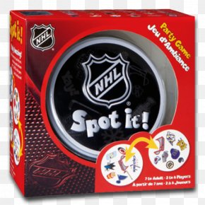 Hockey Puck - National Hockey League Card Game Playing Card Player PNG