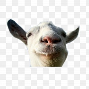 Goat - Goat Simulator Escape Goat Space Goat Xbox 360 PNG
