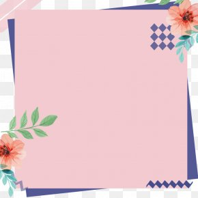Pink Floral Border Texture - Manhattan Grill & Bar Rice Cooker Gree Electric Home Appliance Electric Cooker PNG