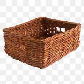 Wicker - Wicker Basket Rattan Trunk Weaving PNG
