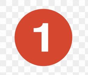 Number 1 - Logo Brand Font PNG