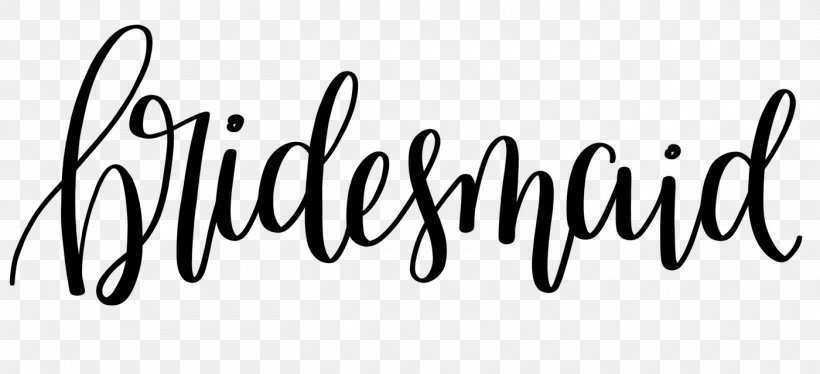 Bridesmaid Calligraphy Lettering Font Png 1400x640px Bridesmaid Area Black Black And White Brand Download Free Wedding invitation heart love letter, heart png. bridesmaid calligraphy lettering font