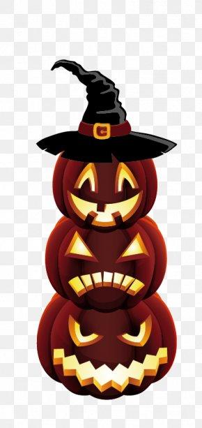 Halloween Pumpkin Hat - Jack Cabeza De Calabaza Halloween Pumpkin PNG