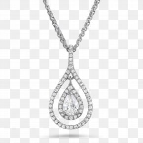Jewelry Image - Earring Diamond Pendant Necklace Jewellery PNG