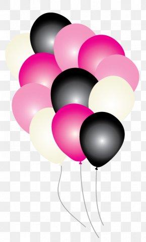 Balloon - Balloon Party Favor Bachelorette Party Clip Art PNG