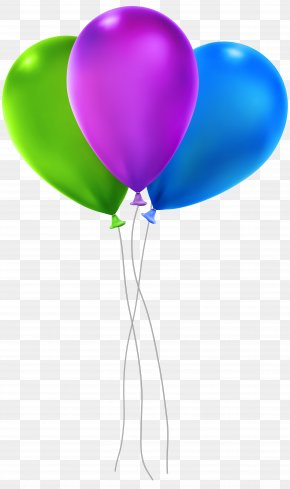 Balloons Clipart Image - Image File Formats Raster Graphics Computer File PNG