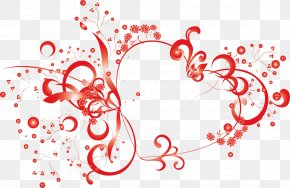 Valentine's Day - Valentine's Day Holiday Petal Desktop Wallpaper Clip Art PNG