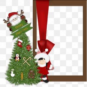 Santa Claus - Christmas Ornament Santa Claus Introspection PNG
