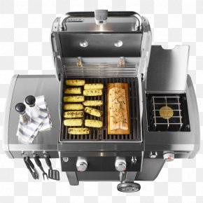 Balcony Grill - Barbecue Weber-Stephen Products Grilling Gasgrill Natural Gas PNG