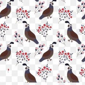Bird Background - Bird Spoonflower PNG