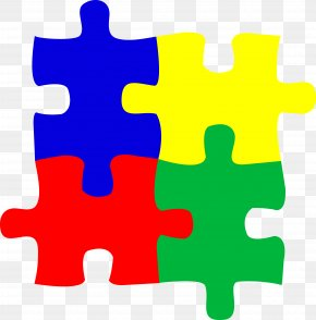 Puzzle - Jigsaw Puzzles World Autism Awareness Day Autistic Spectrum Disorders Clip Art PNG