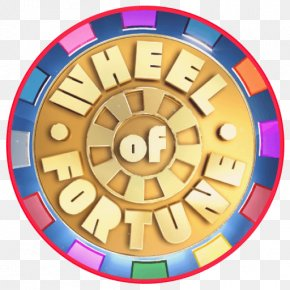 Wheel Of Fortune - Game Show Television Show Logo PNG