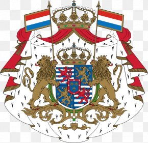 Grand Broadcasting Decoration - Luxembourg City Coat Of Arms Of Luxembourg Flag Of Luxembourg Royal Coat Of Arms Of The United Kingdom PNG