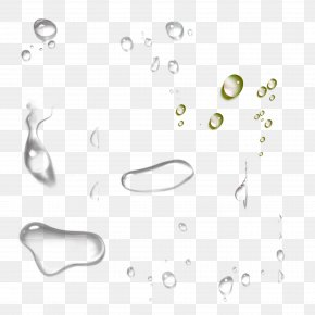 Water Spray Effect Element - Drop Download Computer File PNG