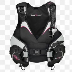 Pink Aqua Lung Snorkel - Buoyancy Compensators Scuba Diving Scuba Set Aqua-Lung Underwater Diving PNG