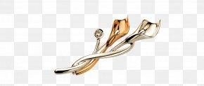 Jewelry Brooch - Earring Jewelry Design Jewellery Designer PNG