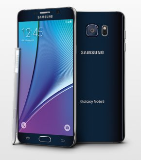 Samsung - Samsung Galaxy Note 5 Pakistan 4G Telephone PNG