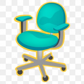 Computer Chair Model Vector - Pre-school Computer Chair Clip Art PNG