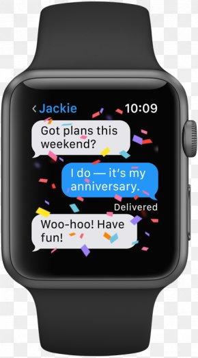 Apple Watch Series 3 - Apple Watch Series 2 Apple Watch Series 3 Apple Watch Series 1 Smartwatch PNG