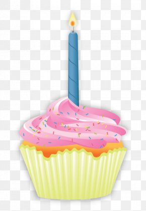 Cupcakes Vector - Cupcake Birthday Cake Muffin Clip Art PNG