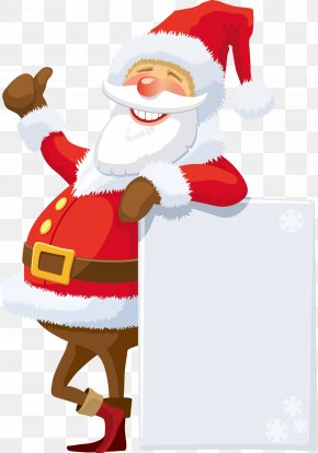 Rely Vector Santa Claus - Santa Claus Cdr PNG