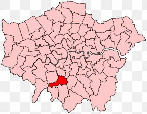 Map - London Borough Of Islington Peckham Cities Of London And Westminster London Underground Map PNG