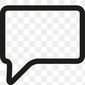 Symbol - Text Speech Balloon Symbol Online Chat PNG