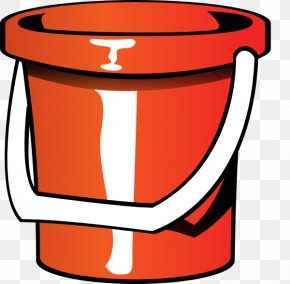 Image Of A Bucket - Bucket Clip Art PNG