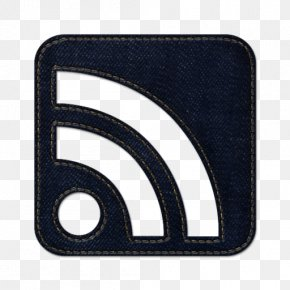 Rss Logo Vector Icon - RSS Web Feed PNG
